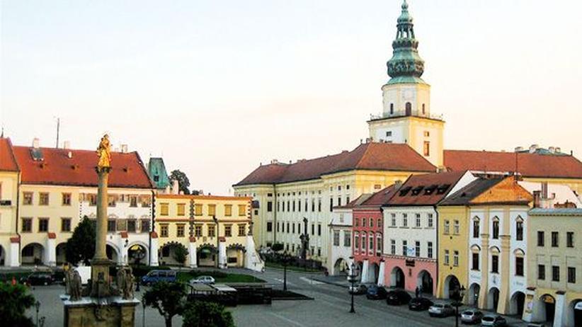 Tschechien: Feudale Stille