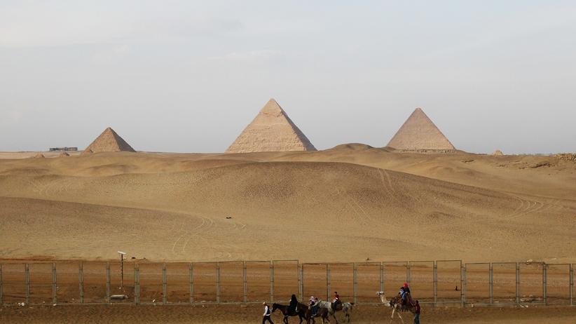 Ägypten-Reisen: Erster Test am Nil