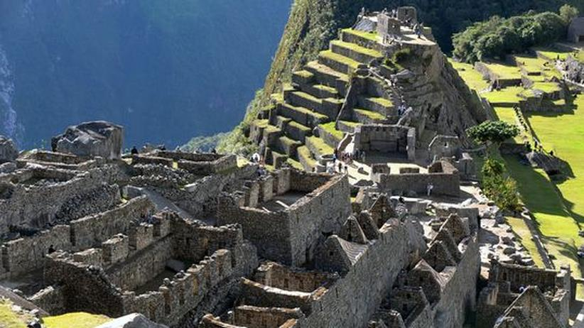 Machu Picchu: Juwel der Inka-Zeit