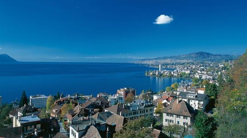 Festival in Montreux: Schall und Rauch