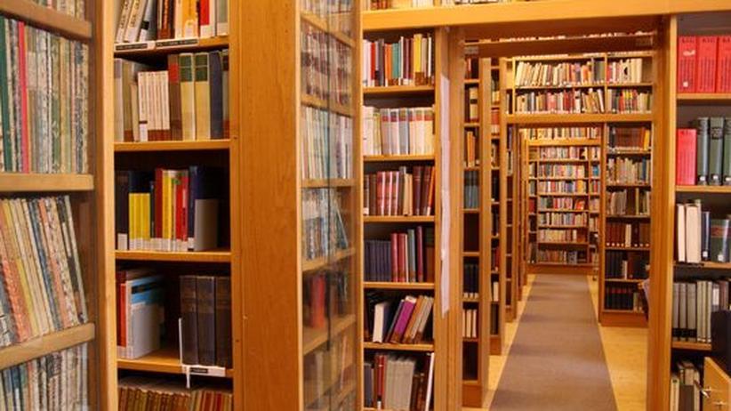Deutsche Bibliothek Helsinki: Man liest Deutsch