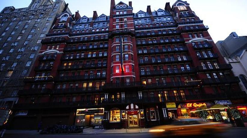Chelsea Hotel: Ende einer Zuflucht