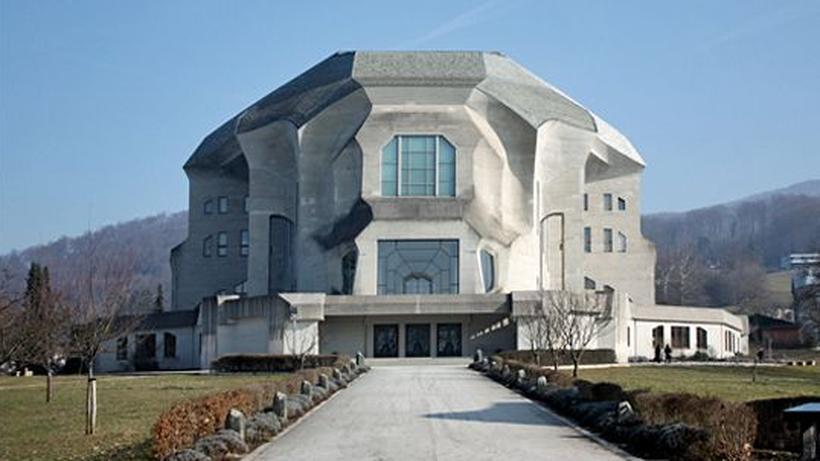 Rudolf Steiner Architektur dornacher kolonie heilende häuser zeit