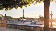 Im Jardin des Tuileries kommt man zur Besinnung.