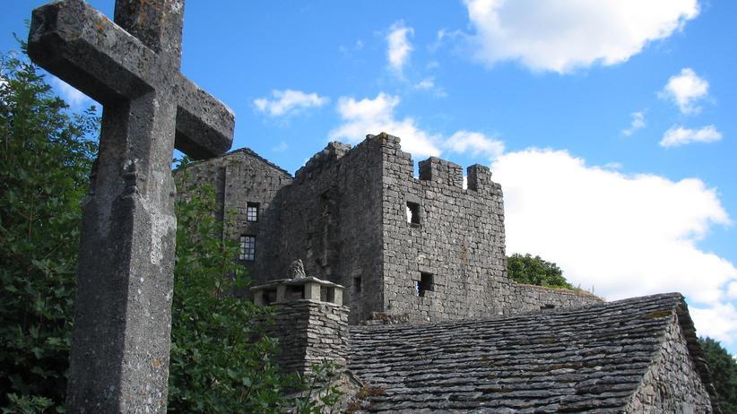Frankreich: Die Wiederbelebung alter Templer-Dörfer