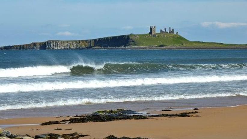 Northumberland: Urlaub im Allgemeingut