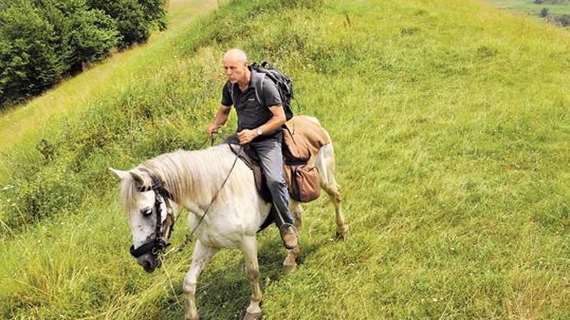 """Reiten in Siebenbürgen: Der Gaul, den sie """"Pferd"""" nannten"""