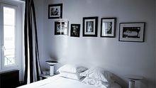Das Hôtel Amour ist mit Liebe eingerichtet - sprichwörtlich.