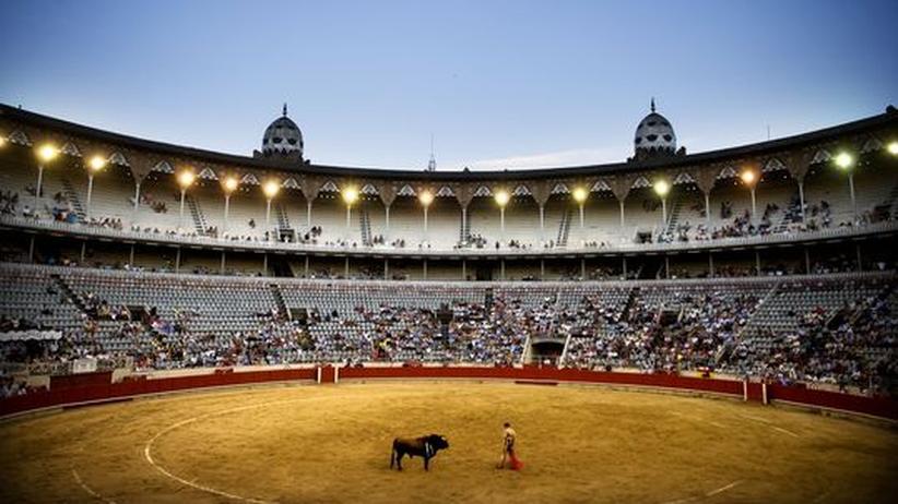 Stierkampf in Spanien: Der schmutzige Heilige