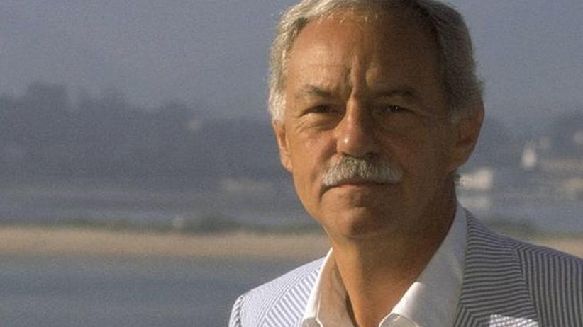 Der Schriftsteller Eduardo Mendoza