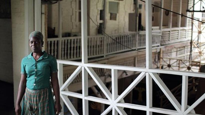 Hotel in Haiti: Das Haus der Geister