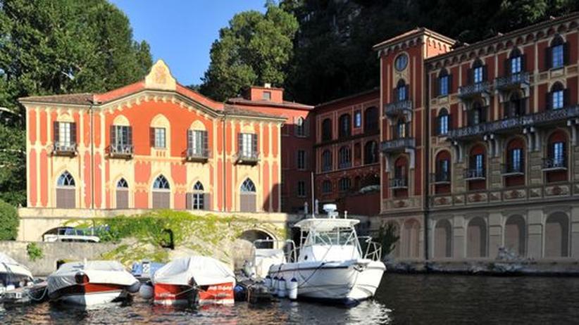 Gebaut wurde die Villa d'Este 1568 als Sommerresidenz von Kardinal Tolomeo Gallio.