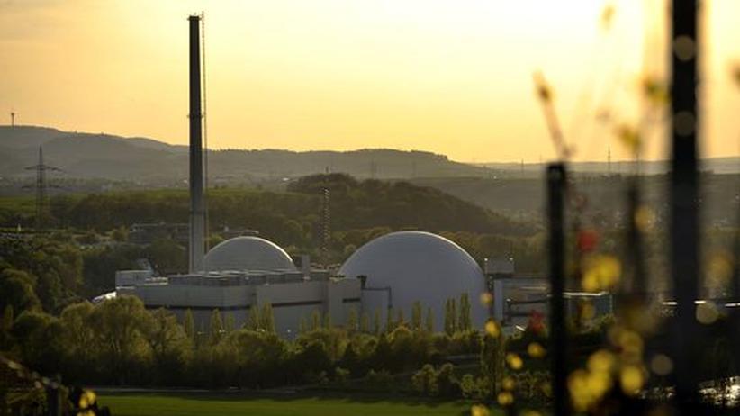 AKW Neckarwestheim: Wanderndes Risiko