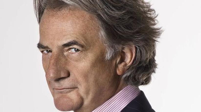 Menschen im Hotel: Der britische Designer Paul Smith