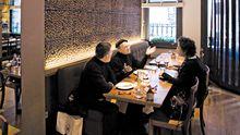 Das Restaurant Maya im Stadtteil Karaköy
