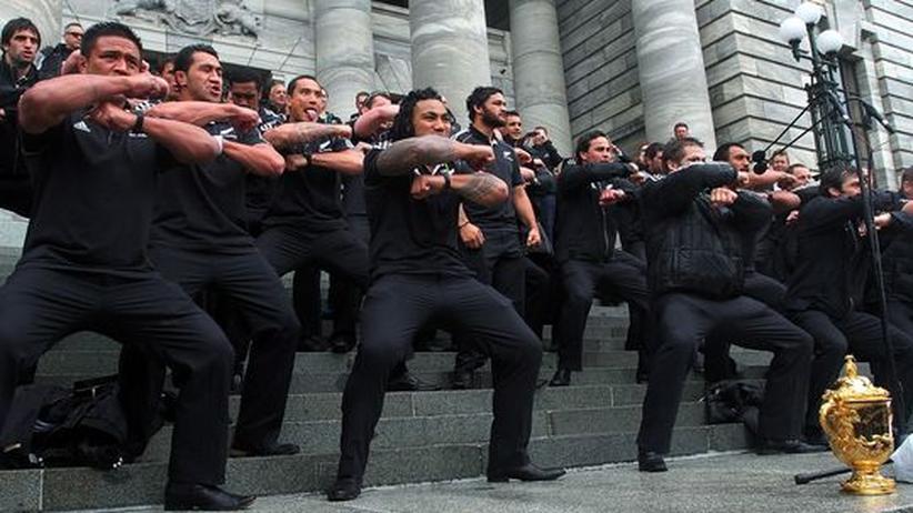 Wussten Sie, dass…: Tanz den Haka!