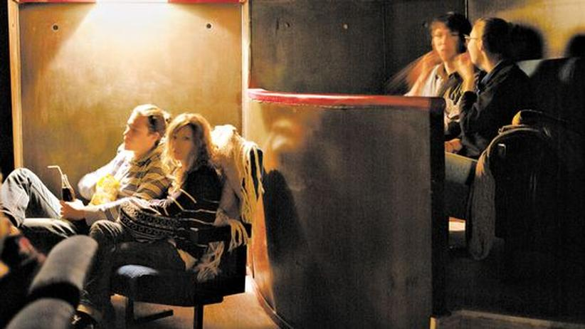 Kinos in Wien: Das Admiralkino in Wien zeigt, wie in historischen Räumen echtes Arthouse-Kino glücken kann.