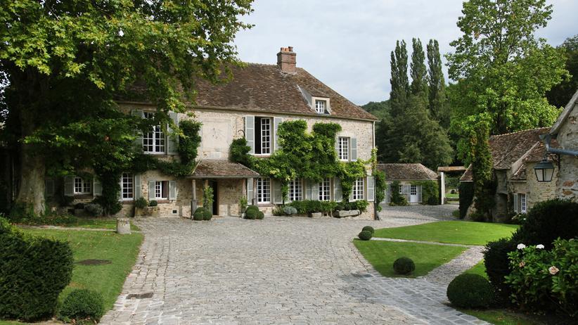 Hotel in Frankreich: Bei König Edward auf dem Land