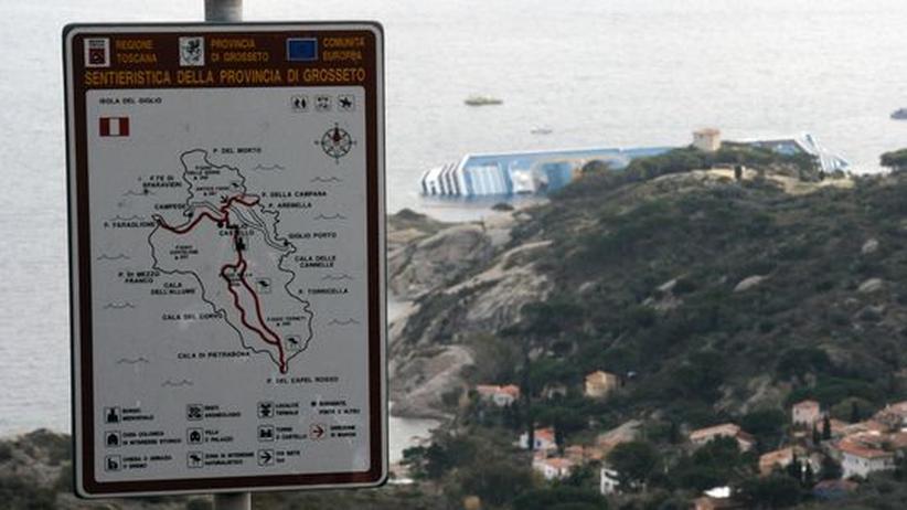 """Kreuzfahrt-Unglück: """"An eine Ölpest mag ich gar nicht denken"""""""