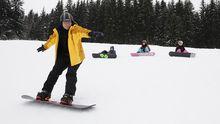 Snowboard-Kurs