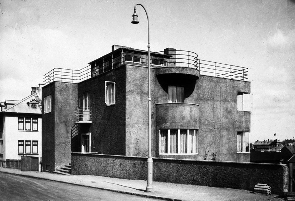 Architektur in island vom torfhaus zum bauhaus zeit online for Architektur 1929