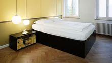 Sympathische Low-Budget-Herberge: das Hotel Kafischnaps