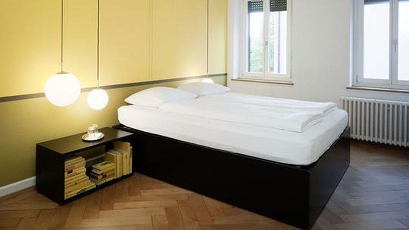 City Guide Zürich: Sympathische Low-Budget-Herberge: das Hotel Kafischnaps