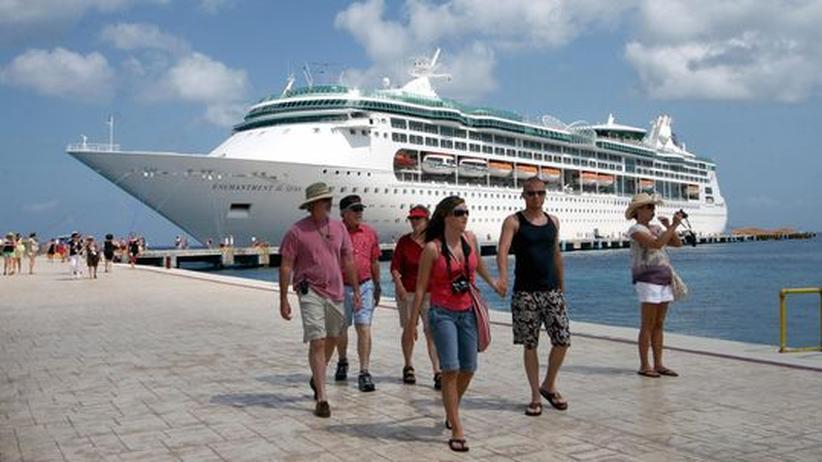 Reedereien: Kreuzfahren ohne lästige Realitäten