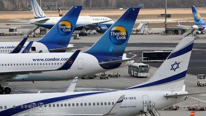 Arbeitskampf: Gewerkschaft bestreikt Frankfurter Flughafen bis Freitag