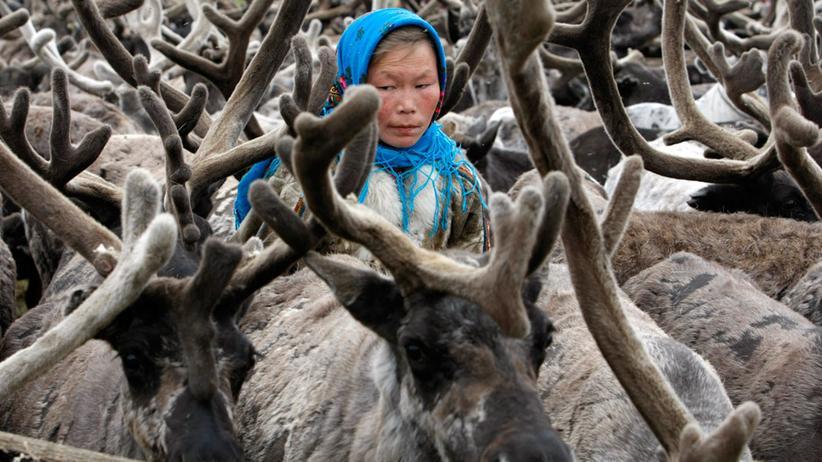 Russland: Überleben in der russischen Tundra
