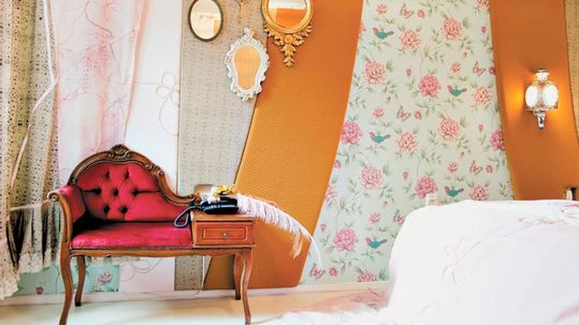 Hoteltest: Träume in Sackleinen