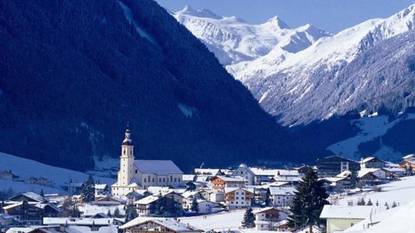 Skisport: Das Stubaital, vom ersten Skiläufer zum Massentourismus