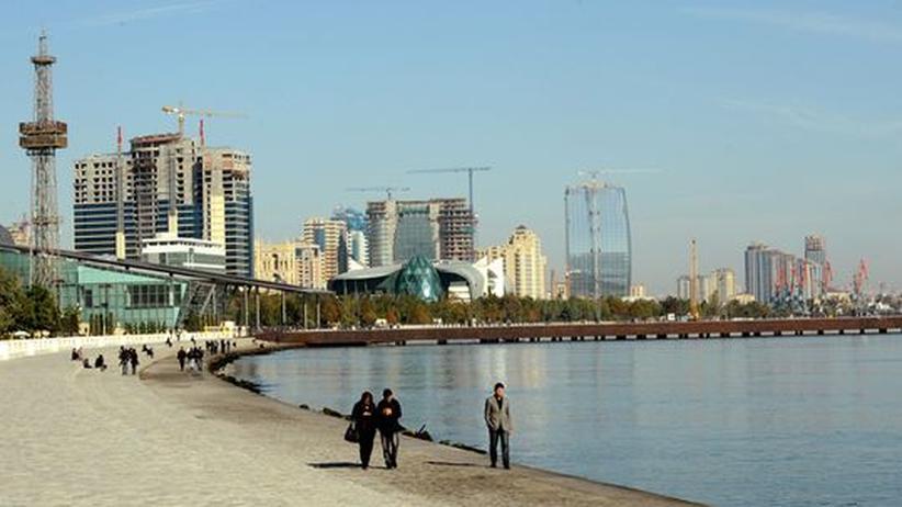 """Aserbaidschan: """"Homosexualität ist legal, toleriert wird sie nicht"""""""