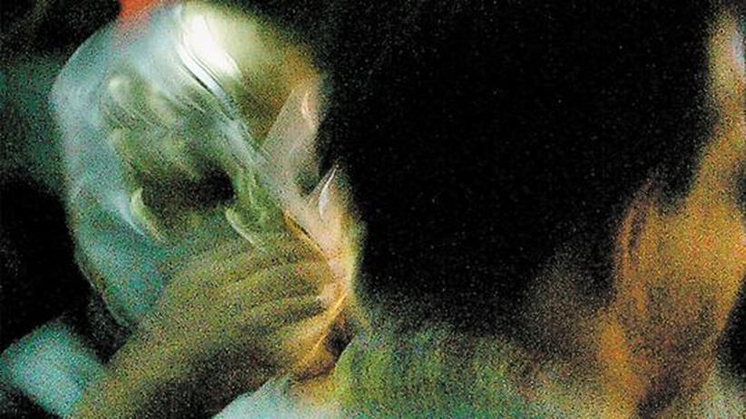 Mexiko-Stadt: Mexiko City 2011: Doris Dörrie hat ein Kind unter der Maske eines Wrestlers fotografiert – heimlich mit dem Handy, denn in der Arena ist fotografieren nicht erlaubt.
