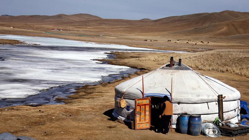 Mongolei: Dschingis Khans Erben flüchten aus der Steppe