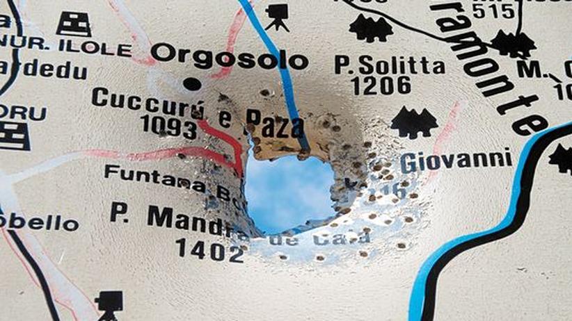 Orgosolo: Banditen gesucht