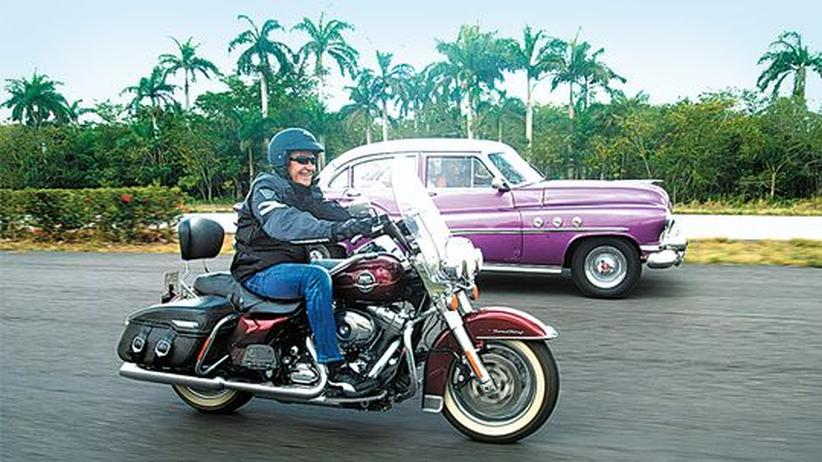 Kuba: Komm, wir drehen eine Runde