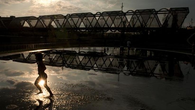Flüsse: Madrids Rauschen