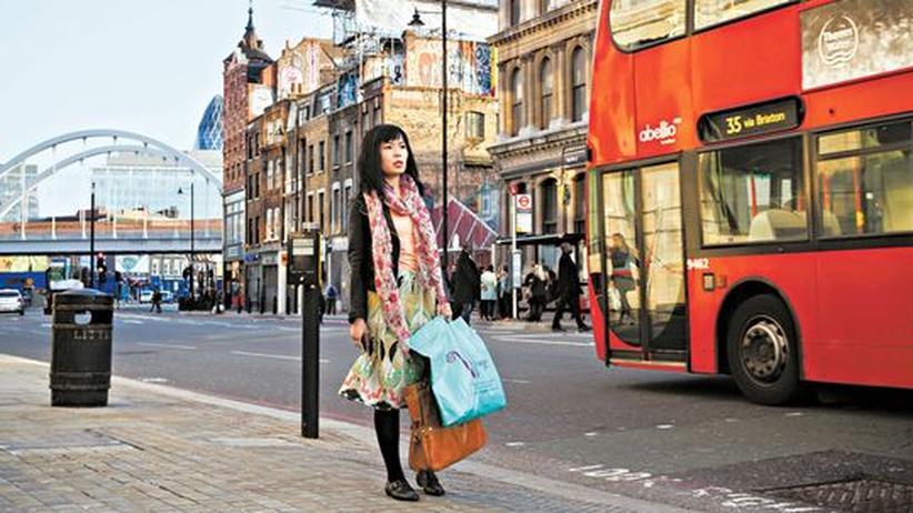 City Guide London: Kaufende Ermittlungen