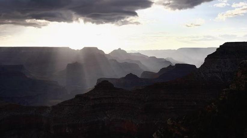 Der Grand Canyon, vom Yavapai Point aus gesehen