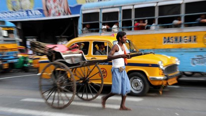 Kalkutta: Das Blaue vom Himmel
