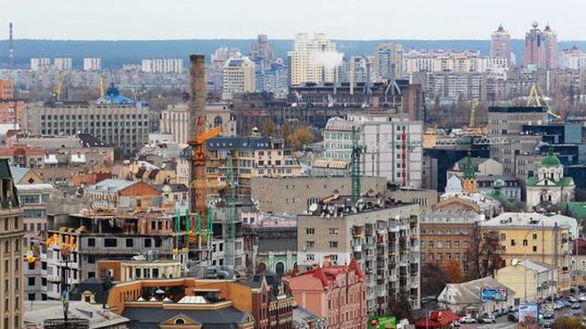 Ukraine: Kiew ist die Stadt an sich!