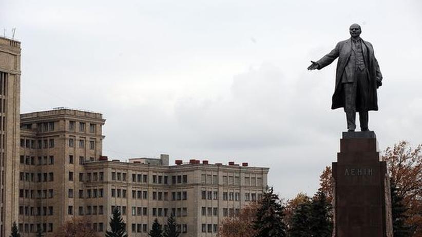 Ukraine: Polit-Touristen, kommt nach Charkiw!