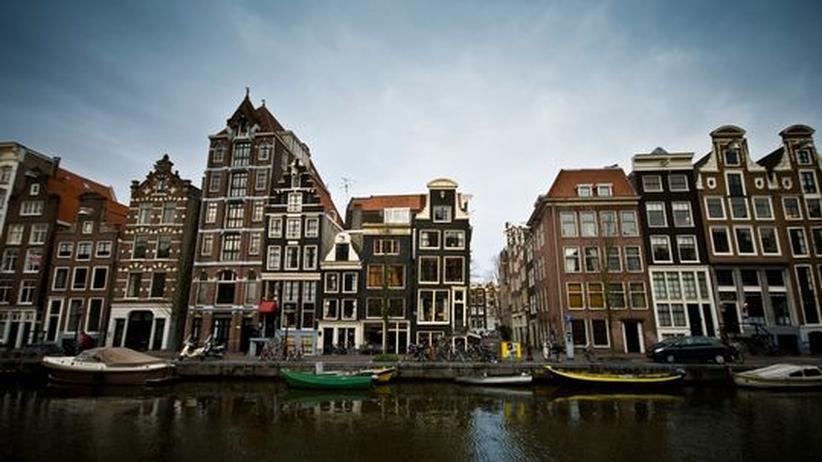 Zugreise: Haltlos nach Amsterdam