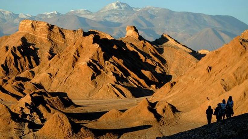 Südamerika: Im Sande verlaufen