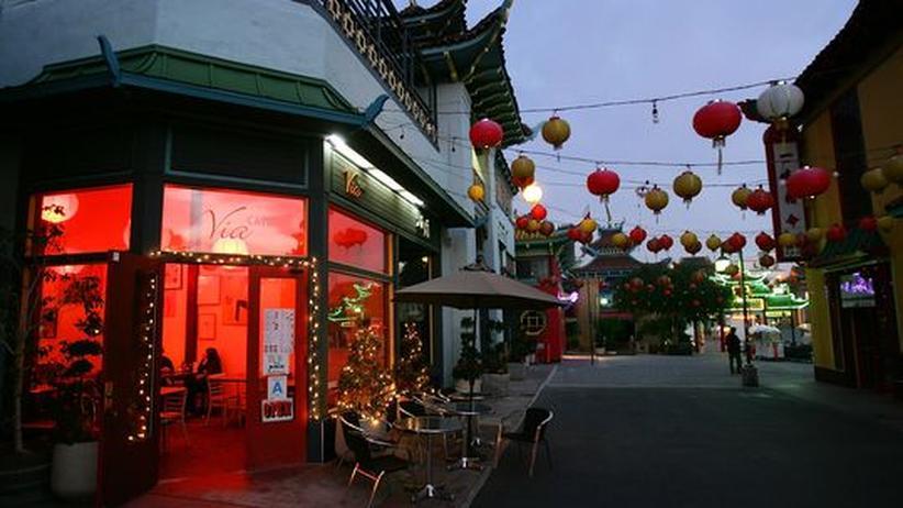 Los Angeles: Die Chinesen verlassen Chinatown