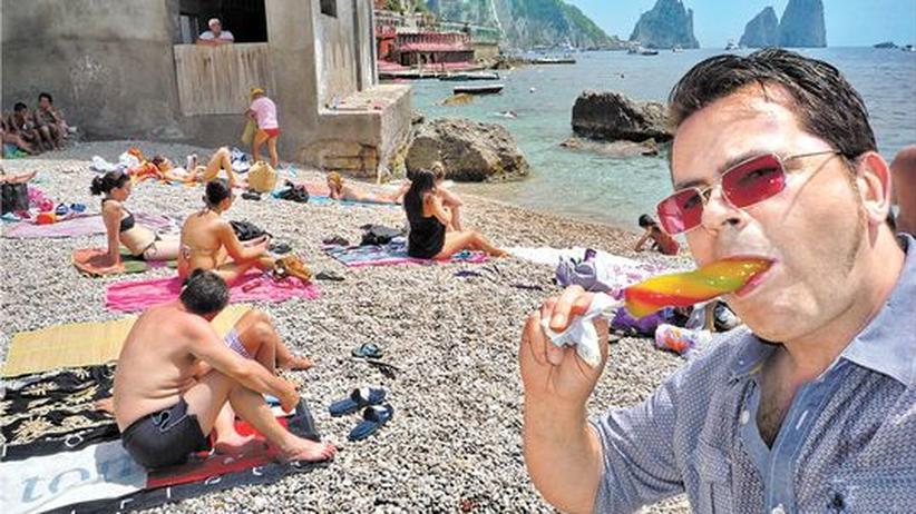 Speiseeis: Capri oder Split