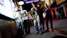 Sie wollen von Hamburg aus die Welt erobern: Die Mariachi-Rockband Denmantau auf der Großen Freiheit