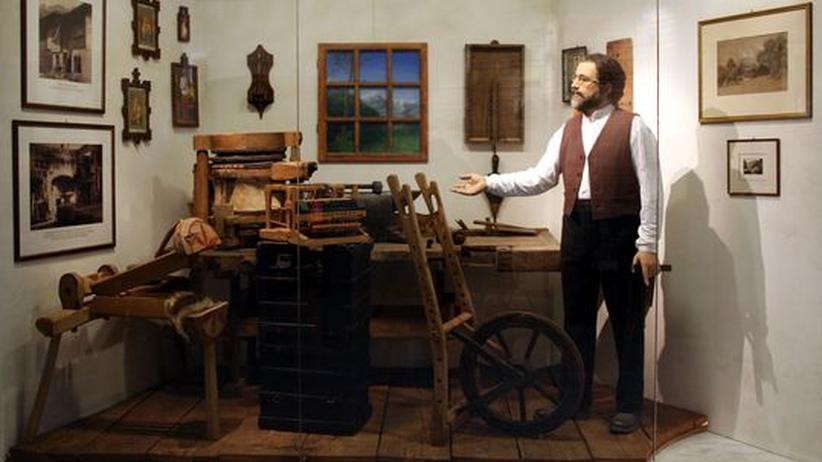 Wussten Sie, dass …: Aus der Urzeit der Schreibmaschine