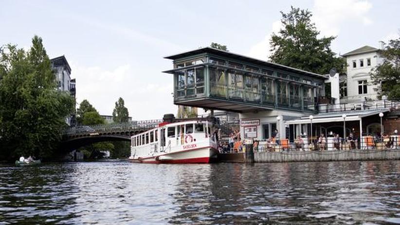 City Guide Hamburg: Ins Offene